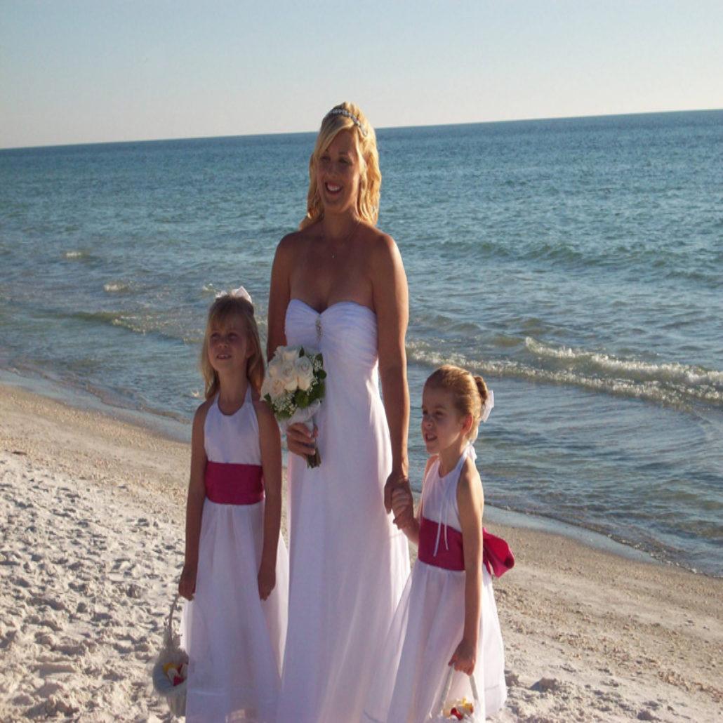 Siesta Key Beach Wedding Ceremony: 18. Beach Bride Siesta Beach FL