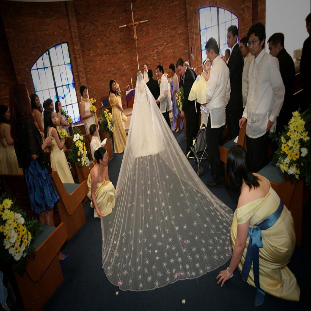 Siesta Key Beach Wedding Ceremony: 33. Church Wedding Ceremony Sarasota FL