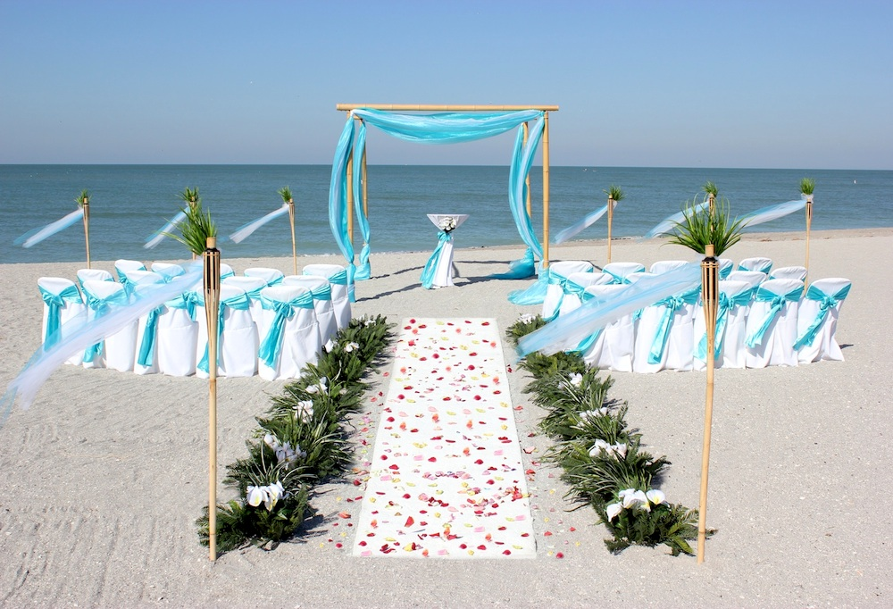 How to Perform a Sand Ceremony