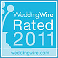 Wedding Wire 2011 Couple's Choice Award for Florida Sun Beach Weddings