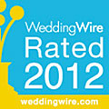 Wedding Wire 2012 Couple's Choice Award for Florida Sun Beach Weddings