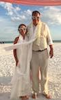 Kristen and Tom got married in Florida on Siesta Beach   floridasunweddings.com