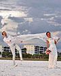 Andrew and Olga beach wedding