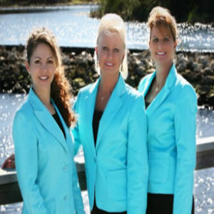 Florida Beach Wedding Dream Team: Sigrid, Cristina and Tina Gebel