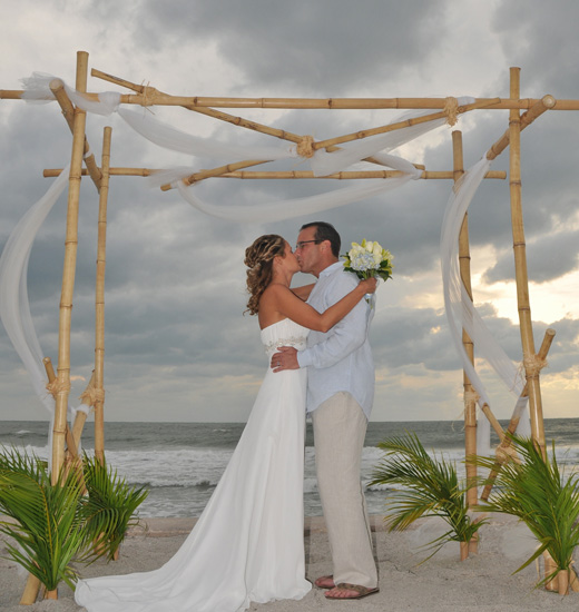 Florida Beach Weddings Siesta Key