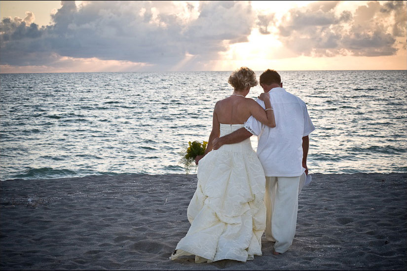 Longboat Key Beach Weddings
