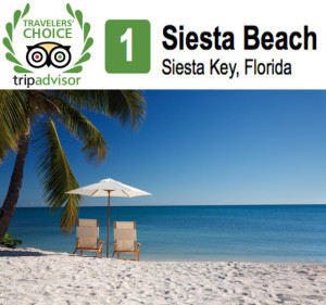 Siesta Key Beach Weddings, the number one beach to get married