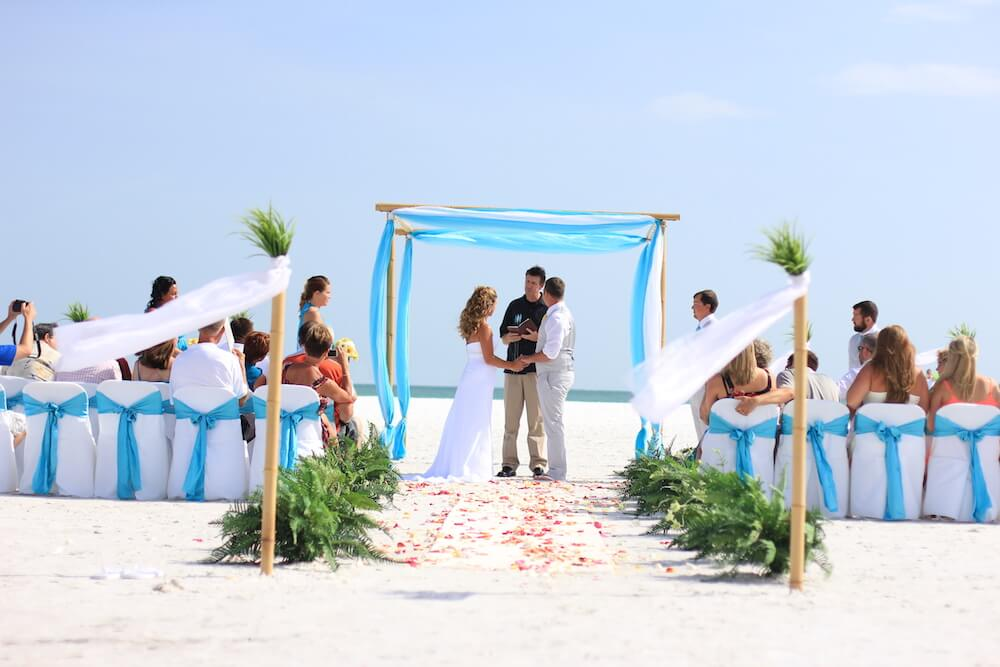 Florida S Top 5 Beach Wedding Locations