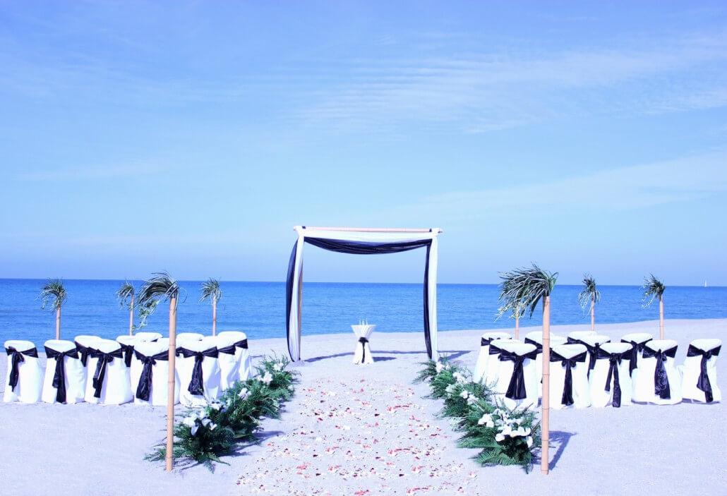 8. Tropical Breeze | Florida Beach Wedding | Siesta Destination ...