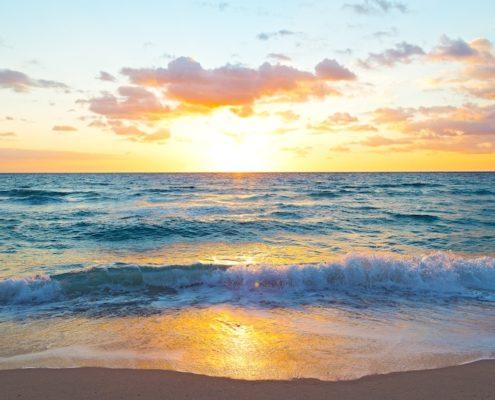 Venice Beach Sunrise by Florida Sun Weddings