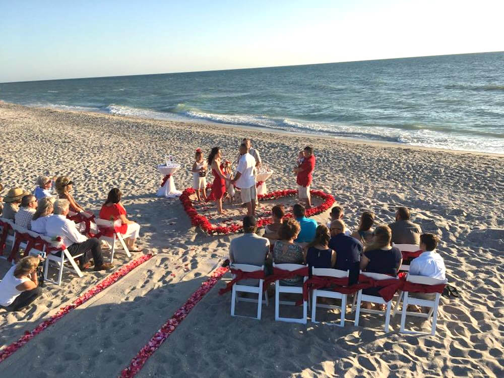 Florida Beach Ceremony Packages By Sun And Sea Beach Weddings: Florida Beach Wedding