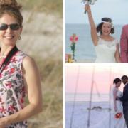 Cristina Gebel Beach Wedding Photography