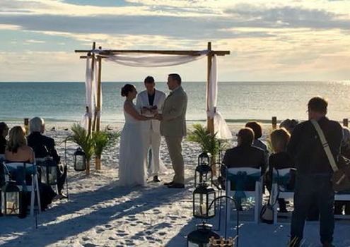 3 Things You Should Know Before Having a Beach Wedding by Florida Sun Weddings