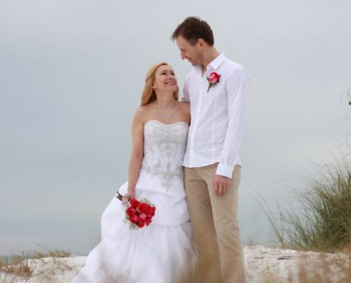 My Florida Beach Wedding: Indra & Martin