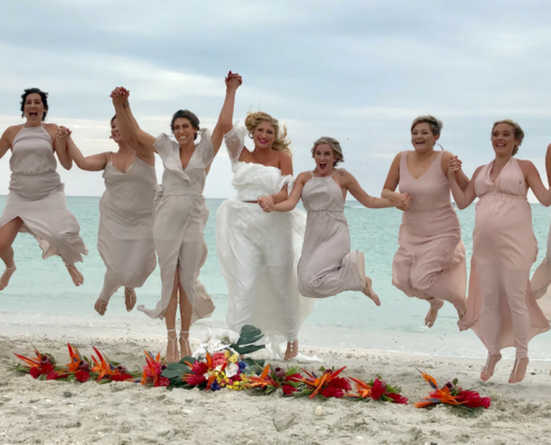 What to Expect at Your Florida Beach Wedding