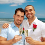 Florida Sun Weddings married lesbian couple
