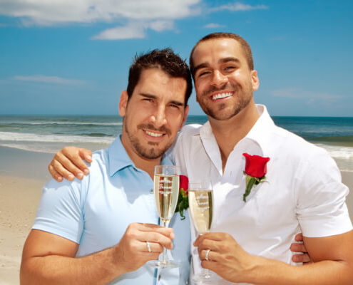 Gay Weddings on Longboat Key