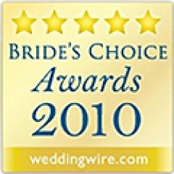 Wedding Wire 2010 Couple's Choice Award for Florida Sun Beach Weddings