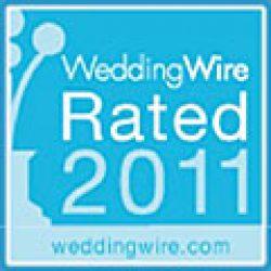Wedding Wire 2011 Couple's Choice Award for Florida Sun Beach Weddings