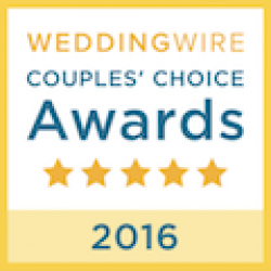 2016 wedding wire couples choice award