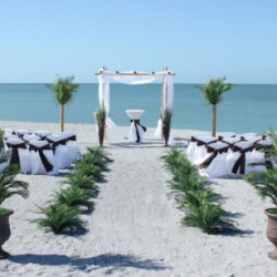 Chuppah - beach wedding package in Florida