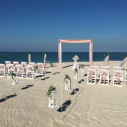 Tropical Breeze Beach Wedding Package