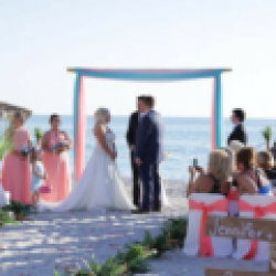 Beach Wedding Vacation
