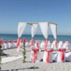 circle of love beach wedding package | florida beach wedding