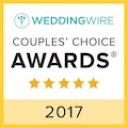weddingwire award 2017 | florida sun weddings