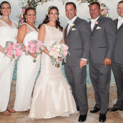 Justin and April wedding planning by Florida Sun Weddings