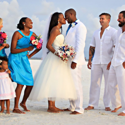 Choose a local Sarasota wedding vendors from our recommended list